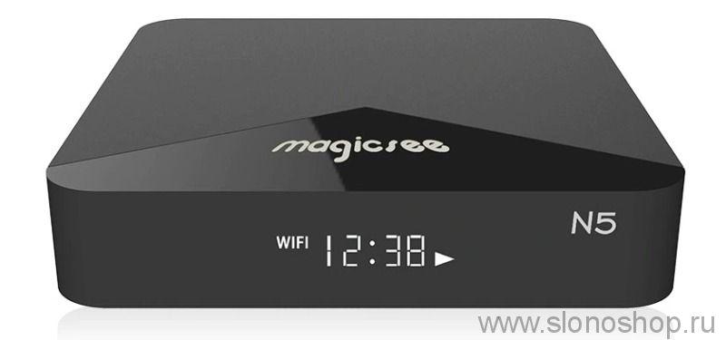 Magicsee N5 андроид тв приставка TV Box 2ГБ ОЗУ + 16GB ROM