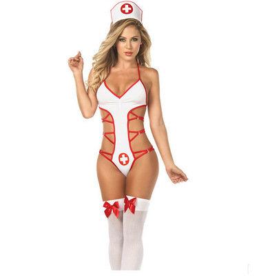 Костюм медсестра (боди)