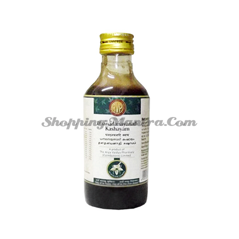 Дханаданаянади Кашаям AVP (Arya Vaidya Pharmacy) Dhanadanayanadi Kashayam