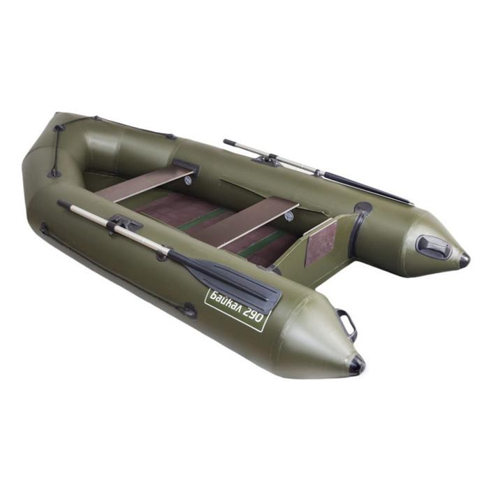 Байкал 290 МС (плоскодонка с жестким дном)