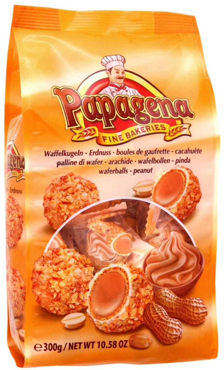 Конфеты Papagena (арахис) 300г