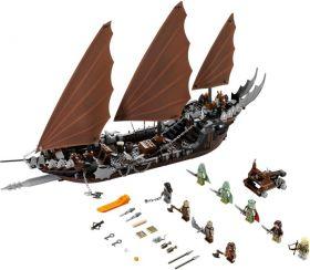 79008 Лего Атака на пиратский корабль