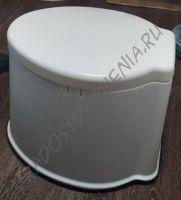 Портативный стул -  унитаз с даводчиком.
