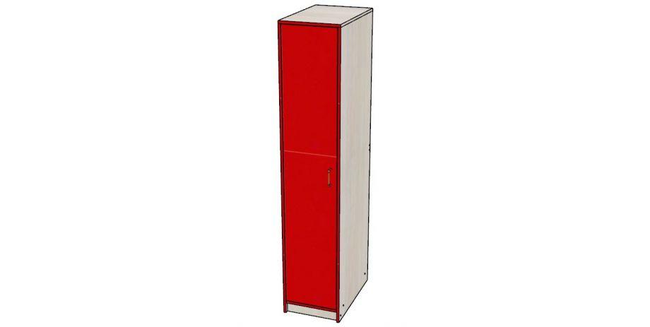 Шкаф-пенал для одежды Серия Аста