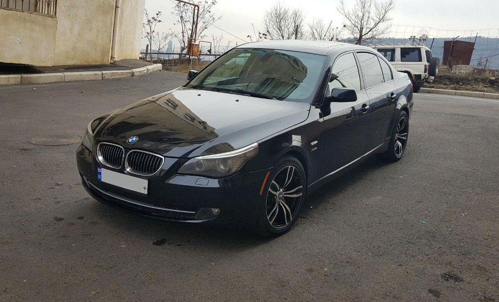 BMW 5 Series 2009 г.