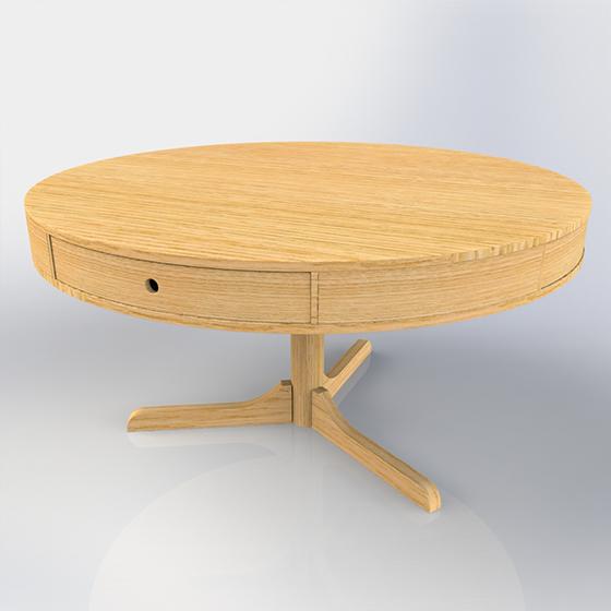 Обеденный стол Fosco