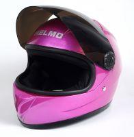 Шлем детский интеграл Helmo 02 purple фото 3