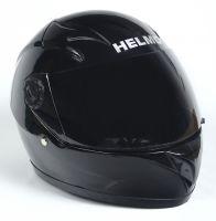 Шлем детский интеграл Helmo 02 Black фото 2