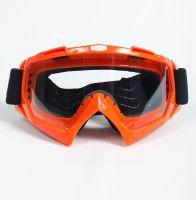 Мото очки М004 Orange фото 1
