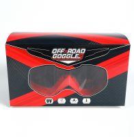 Мото очки М004 Red фото 4