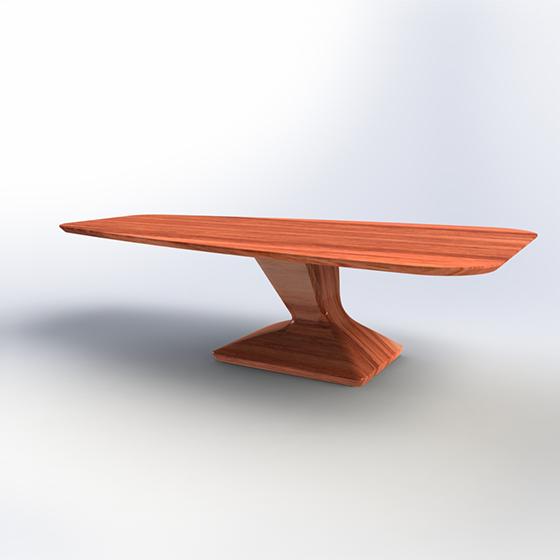 Обеденный стол Lecont