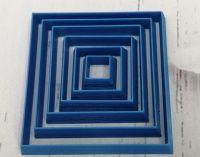 Каттеры для полимерной глины №11