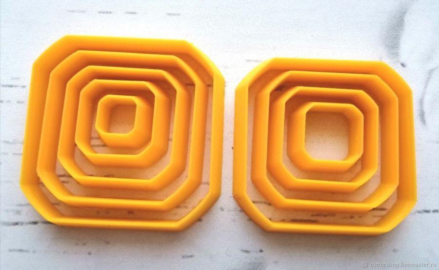 Каттеры для полимерной глины #48
