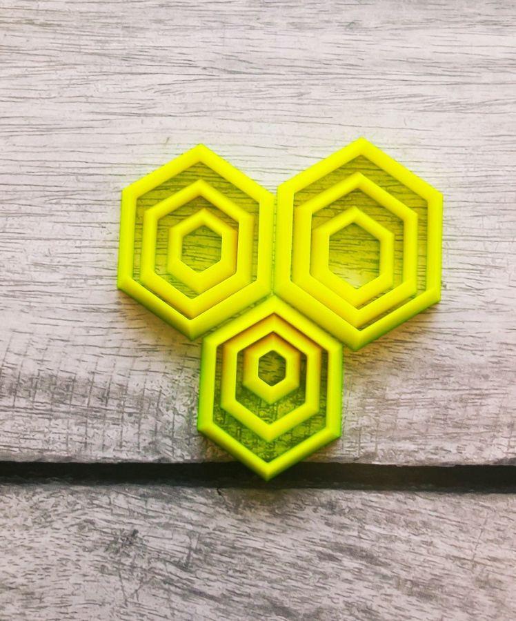 Каттеры для полимерной глины #55