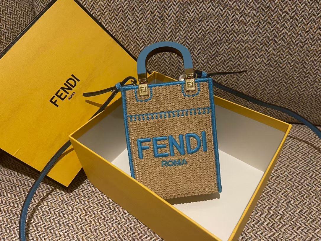 Fendi Roma Mini для смартфонов 6,5*13*18 cm
