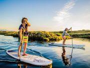 SUP серфинг прогулка Ульяновск