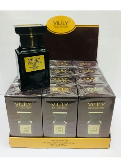 Арабские духи Vilily Collection № 858, 25 ml