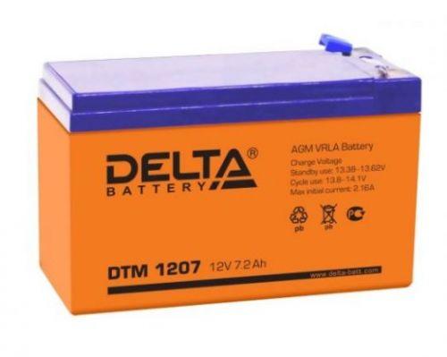 Аккумуляторная батарея DTM 1207