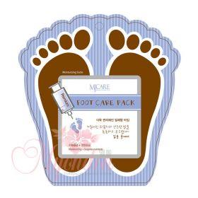 MJ Premium Foot care pack 10гр*2 - маска для ног