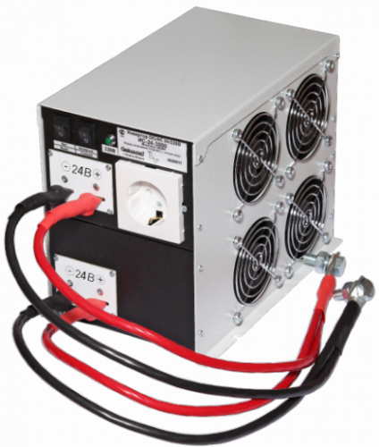 Инвертор ИС-24-3000