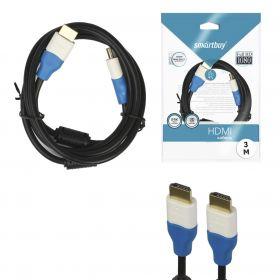 Кабель Smartbuy HDMI - HDMI (4K, 10,2 гб/с, ARC) 3M