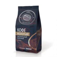 Кофе натуральный молотый