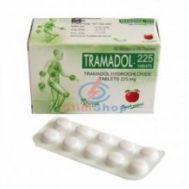 Трамадол (Tramadoll таблетки 225 мг 10 штук 1 блистер