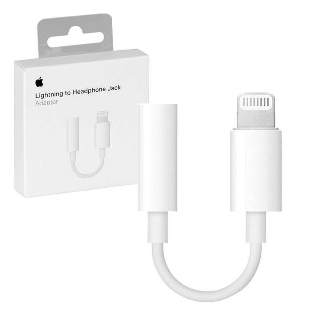 Переходник Lightning 3.5mm Headphone Adapter