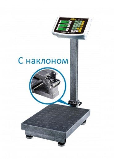 Весы электронные товарные Гарант ВПН-150М(У) усиленные