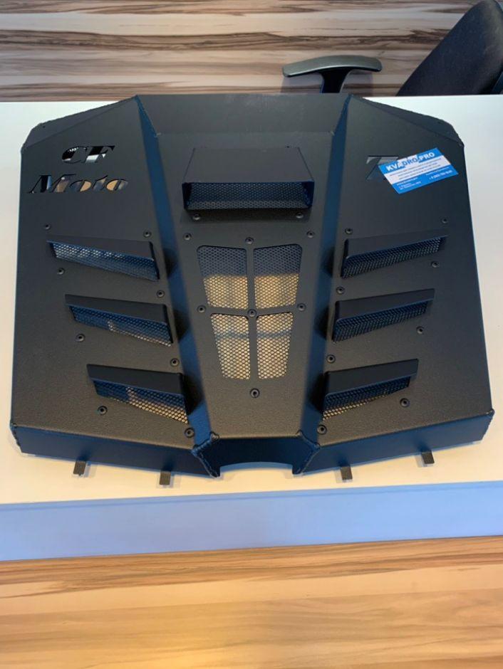 Вынос радиатора для CFMOTO Z10