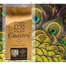 "Кофе CUATTRO ""India"""