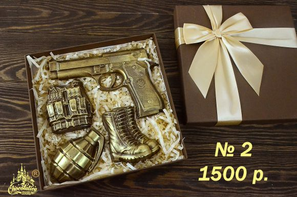 Набор №2 (Шоколатика)