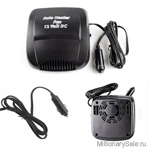 Тепловентилятор в автомобиль Auto Heater Fan