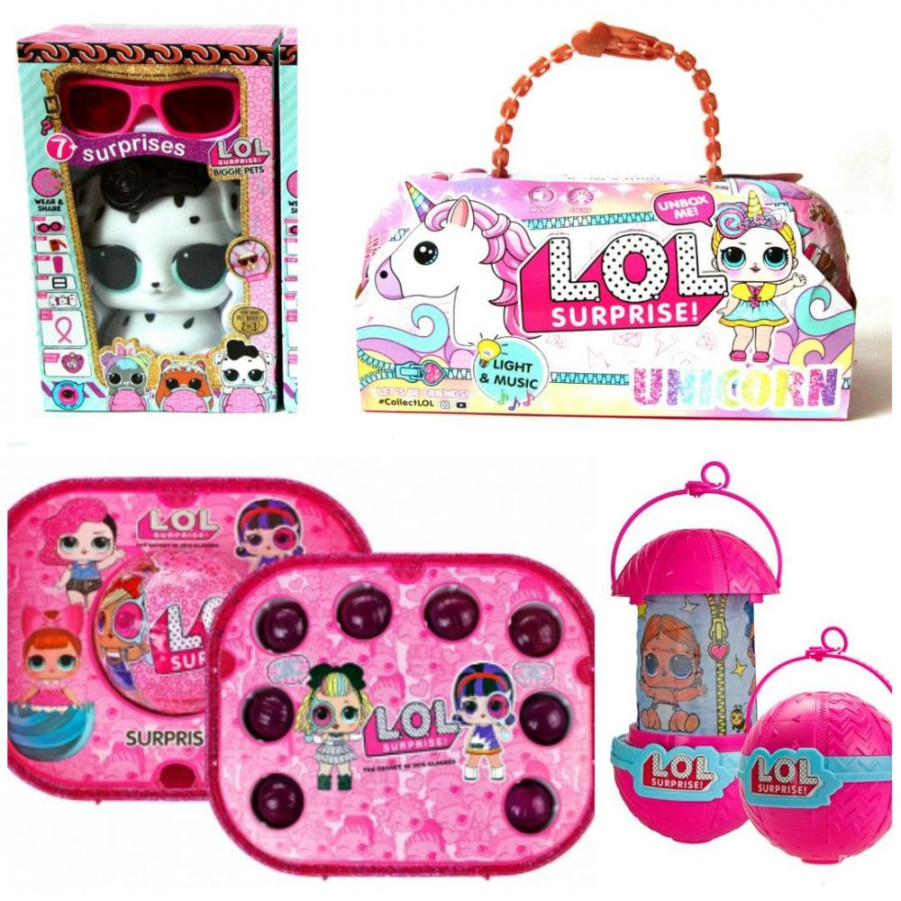 Кукла LOL Surprise в Столбцах - stolbtsy. deal. by