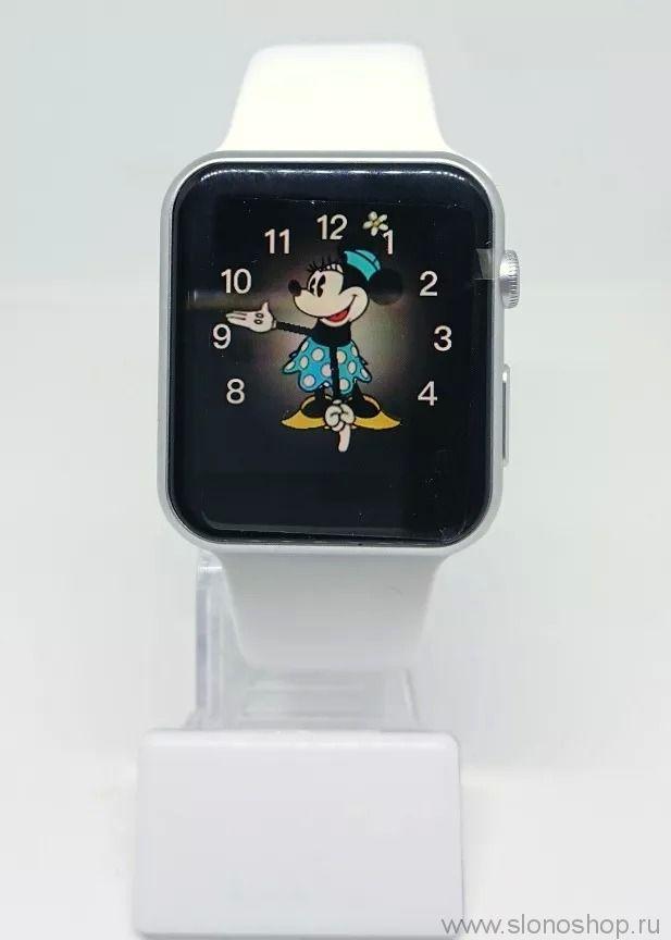 Новинка! Смарт часы IWO 7 В стиле Apple Watch 3 и Apple Watch 4