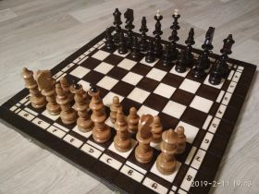 """Шахматы, шашки, нарды 3в1 """"Старопольские"""""""