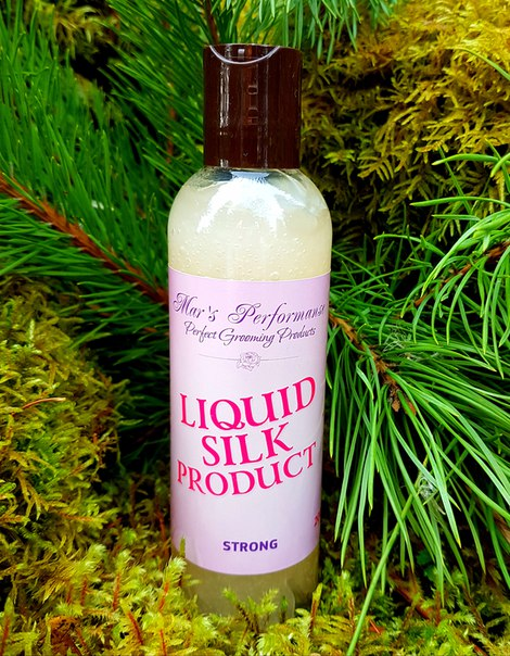 Liquid Silk Product Strong 200 ml