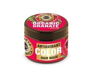"""PO"" ECO Маска  для волос ORGANIC GRANATE+BIOTIN 500 мл."