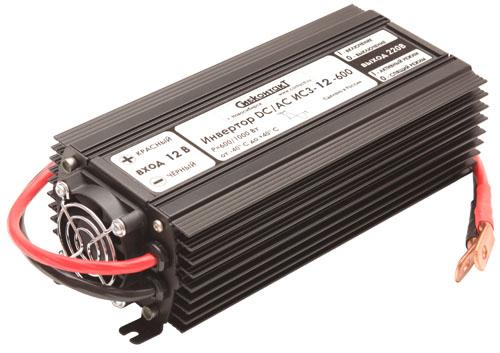 Инвертор ИС3-12-600 DC-AC, ИС-24-600МЗ DC-AC, ИС-48-600 DC-AC
