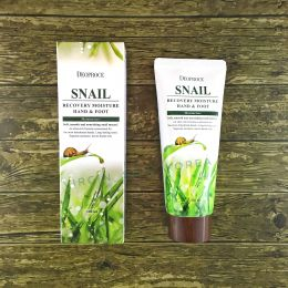 Deoproce - Snail recovery moisture hand & foot