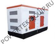 Дизельный генератор Powertek АД-300С-Т400-1РКМ11