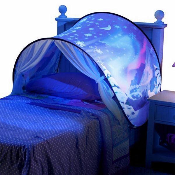 Тент-палатка на детскую кровать
