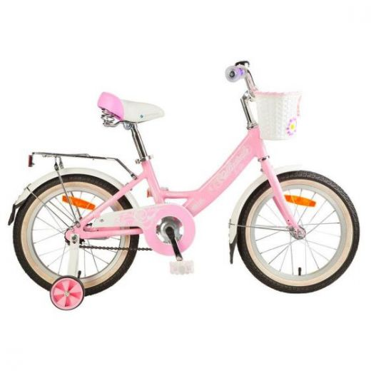 Велосипед алюминиевый Novatrack 16