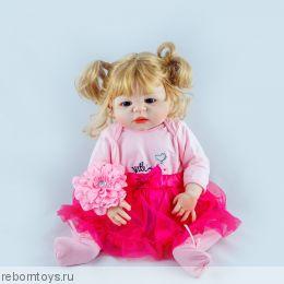 Кукла реборн  СНЕЖАНА -  ЭКСКЛЮЗИВНАЯ МОДЕЛЬ ТОЛЬКО У НАС!!!