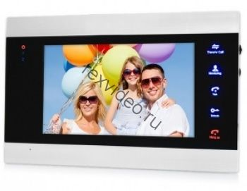"AHD HD 7"" LCD TFT слот microSD"