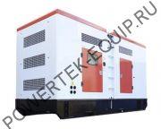 Дизельный генератор Powertek АД-600С-Т400-2РКМ11