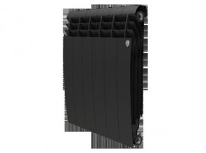 Радиатор Royal Thermo Biliner 500 Noir Sable - 6 секций