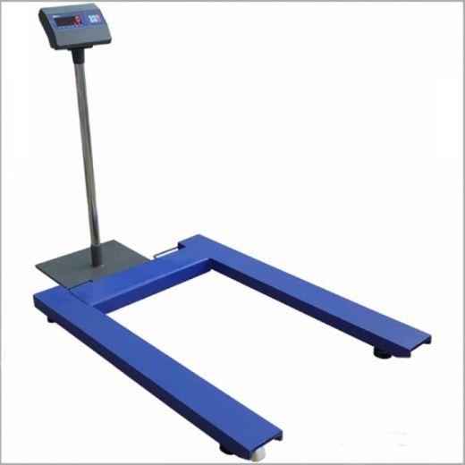 Весы паллетные МИДЛ МП 1000 ВЕДА Ф-1 ( 1200х800) «Циклоп 12»