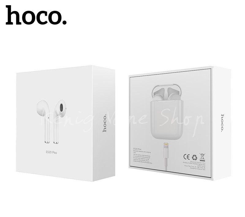 Беспроводные вакуумные наушники Hoco ES20 Plus Original