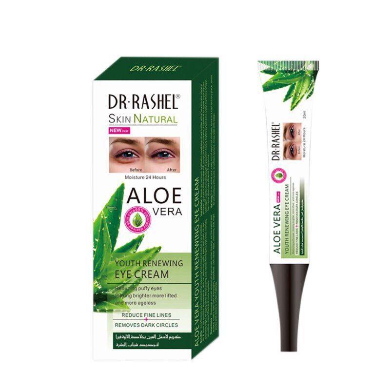 Крем для век Aloe vera eye cream Dr-Rashel